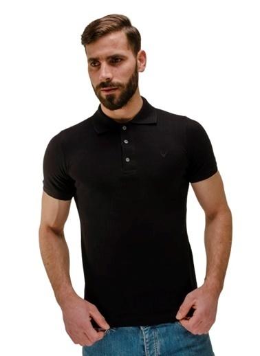 Comienzo Tişört Siyah